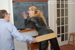 Firm Hand Spanking - Secret Agent - H - image 8