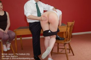Firm Hand Spanking - The Institute - Zq - image 11