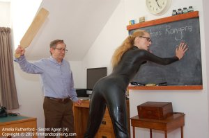 Firm Hand Spanking - Secret Agent - H - image 18