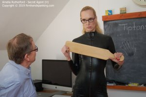 Firm Hand Spanking - Secret Agent - H - image 9