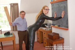 Firm Hand Spanking - Secret Agent - H - image 16