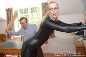 Firm Hand Spanking - Secret Agent - H - image 10