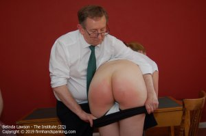 Firm Hand Spanking - The Institute - Zq - image 8