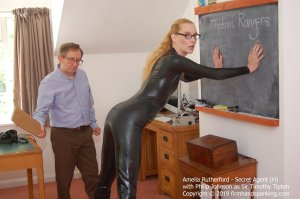 Firm Hand Spanking - Secret Agent - H - image 13
