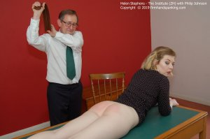 Firm Hand Spanking - The Institute - Zh - image 2
