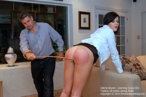 Firm Hand Spanking - Learning Curve - Bj - image 9