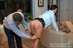 Firm Hand Spanking - Learning Curve - Bj - image 7