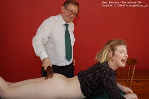 Firm Hand Spanking - The Institute - Zh - image 15
