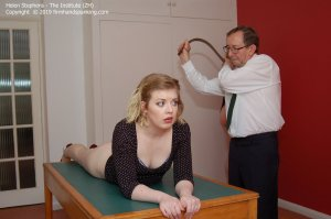 Firm Hand Spanking - The Institute - Zh - image 1