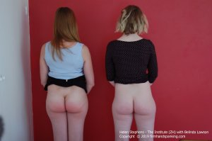 Firm Hand Spanking - The Institute - Zh - image 9
