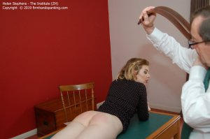 Firm Hand Spanking - The Institute - Zh - image 13