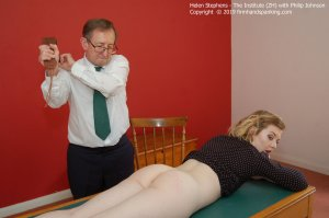 Firm Hand Spanking - The Institute - Zh - image 10