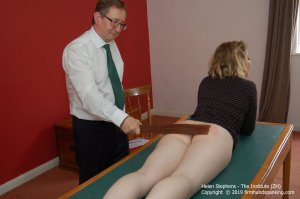Firm Hand Spanking - The Institute - Zh - image 16
