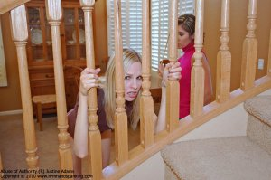 Firm Hand Spanking - Abuse Of Authority - R - image 1