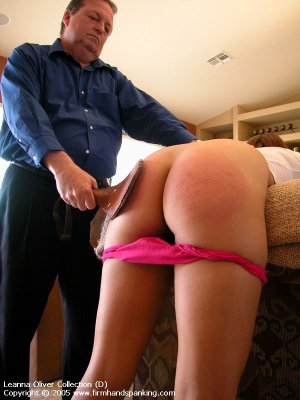 Firm Hand Spanking - 01.03.2005 - Panties Down Paddling - image 14