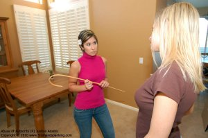 Firm Hand Spanking - Abuse Of Authority - R - image 8