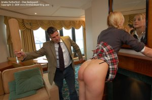 Firm Hand Spanking - Diva Bodyguard - F - image 9