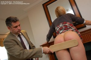 Firm Hand Spanking - Diva Bodyguard - F - image 13