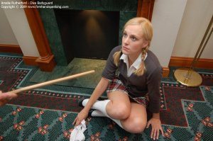 Firm Hand Spanking - Diva Bodyguard - F - image 6