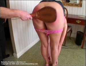 Firm Hand Spanking - 01.08.2005 - Cheerleader Paddling - image 4