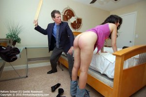 Firm Hand Spanking - Reform School - Ce - image 1
