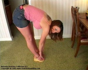 Firm Hand Spanking - 01.08.2005 - Cheerleader Paddling - image 18