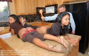 Firm Hand Spanking - Twins Trouble - H - image 2