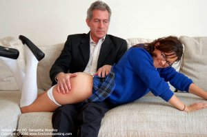 Firm Hand Spanking - 01.11.2006 - Bare Bottom Otk Spanking - image 15