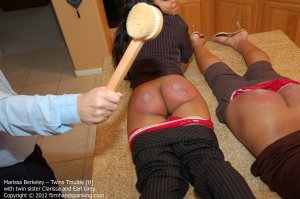 Firm Hand Spanking - Twins Trouble - H - image 18