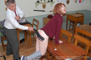 Firm Hand Spanking - Reform Academy - Cf - image 7