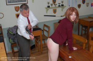 Firm Hand Spanking - Reform Academy - Cf - image 10