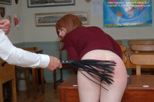 Firm Hand Spanking - Reform Academy - Cf - image 4