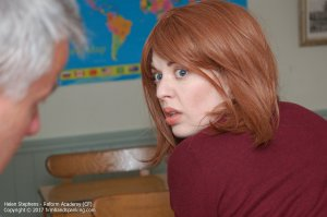 Firm Hand Spanking - Reform Academy - Cf - image 17