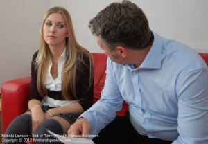 Firm Hand Spanking - End Of Term - A - image 4