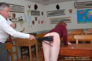 Firm Hand Spanking - Reform Academy - Cf - image 16