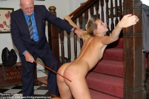 Firm Hand Spanking - 02.02.2008 - Nude Caning - image 9