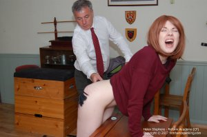 Firm Hand Spanking - Reform Academy - Cf - image 18