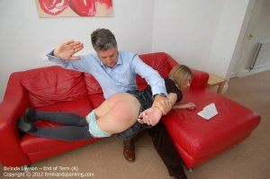 Firm Hand Spanking - End Of Term - A - image 7