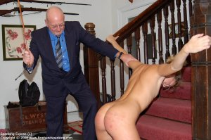 Firm Hand Spanking - 02.02.2008 - Nude Caning - image 10