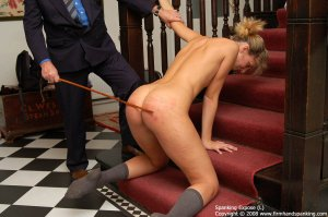 Firm Hand Spanking - 02.02.2008 - Nude Caning - image 13