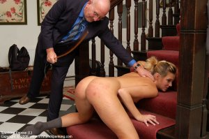 Firm Hand Spanking - 02.02.2008 - Nude Caning - image 11