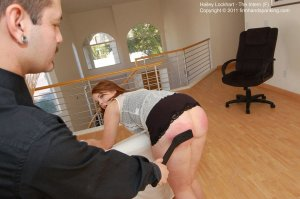 Firm Hand Spanking - The Intern - F - image 18