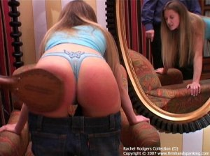 Firm Hand Spanking - 02.04.2007 - Bare Bottom Paddling - image 2