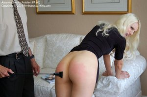 Firm Hand Spanking - Problem Pa - G - image 3