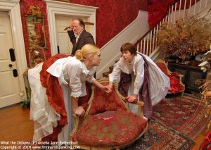 Firm Hand Spanking - What The Dickens - E - image 3