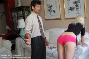 Firm Hand Spanking - Problem Pa - G - image 5