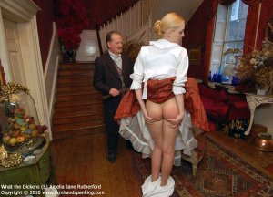 Firm Hand Spanking - What The Dickens - E - image 13