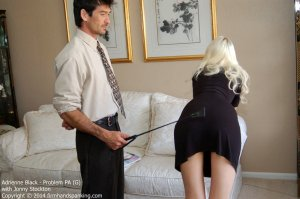 Firm Hand Spanking - Problem Pa - G - image 17