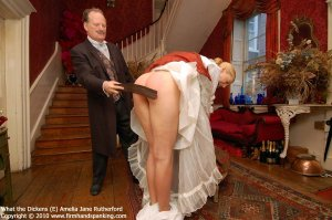 Firm Hand Spanking - What The Dickens - E - image 16