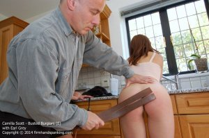 Firm Hand Spanking - Busted Burglars - E - image 1
